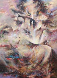 Amor divino - 2015 - 30x40 Pulgs
