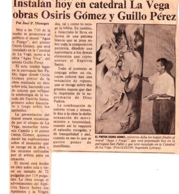 OSIRIS GOMEZ Y GUILLO PEREZ