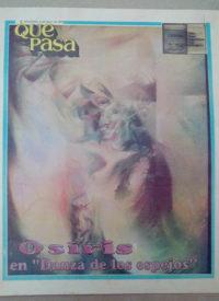 Osiris Gómez en Danza de los espejos