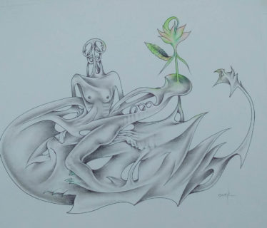 Osiris Gómez – DIBUJO – 9