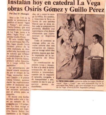 OSIRIS GOMEZ Y GUILLO PEREZ